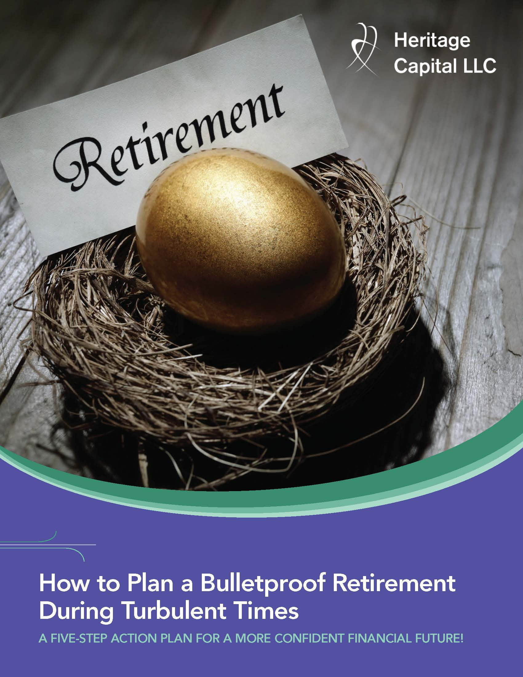eBook:  How to Plan a Bulletproof Retirement
